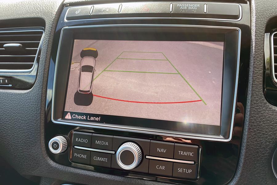 Antenna Tv Wiring Diagram Volkswagen Touareg 2011 2017 Backup Camera System