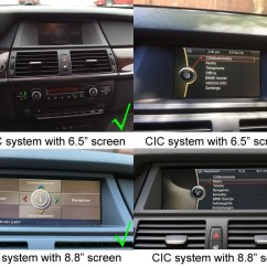 Bmw X5 Audio Wiring Diagram Fire Alarm Panel X5(e70) X6(e71/e72) Navigation Head Unit