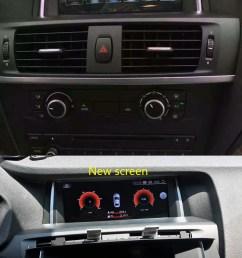 bmw x3 f25 navigation head unit [ 900 x 1589 Pixel ]