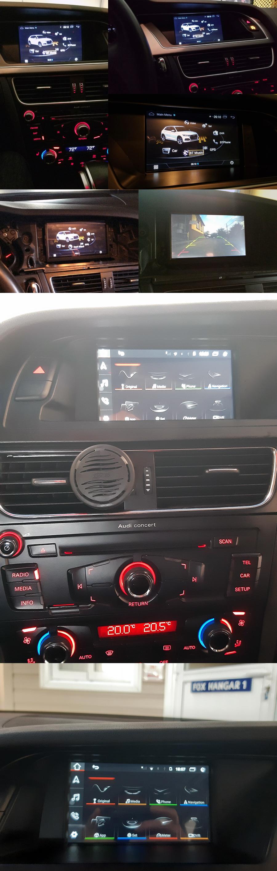 wiring diagram for car stereo installation 2004 pontiac vibe radio audi q5 gps navigation (2008-2016)