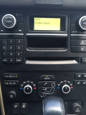Volvo XC90 20072013 Aftermarket Navigation Car Stereo Upgrade
