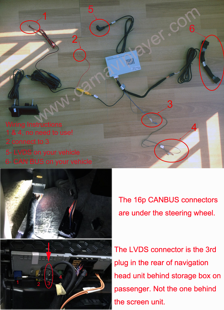hight resolution of touareg camera wiring diagram