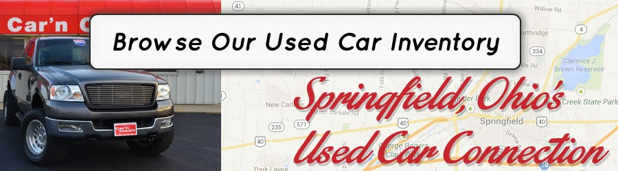 Buy Here Pay Here Springfield Ohio   Car-N-Credit Buy Here Pay Here Used Cars Piqua Dayton Troy Sidney Ohio