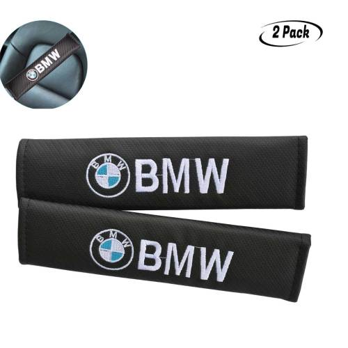 BMW Shoulder Pad,Carbon Fiber Seat Belt Cover Shoulder Pad For BMW