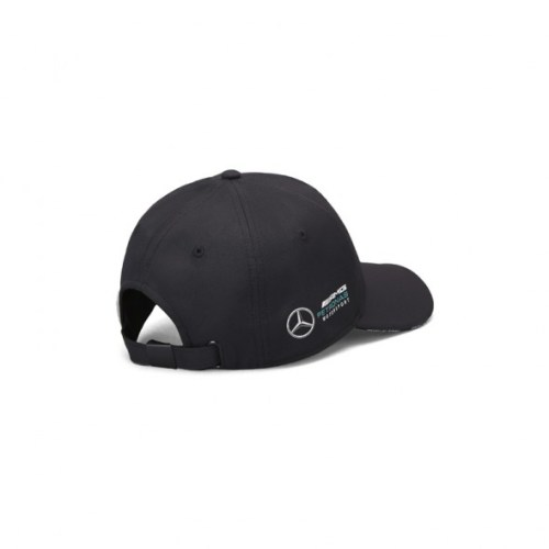 2019 Mercedes-AMG F1 Formula 1 White/Black Team Cap Adult One Size