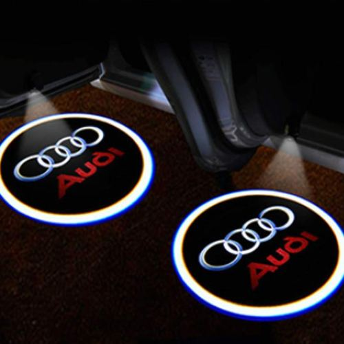 AUDI Car door lights
