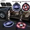 American Captain car door lights