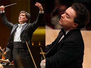 Evgeny Kissin and Alan Gilbert