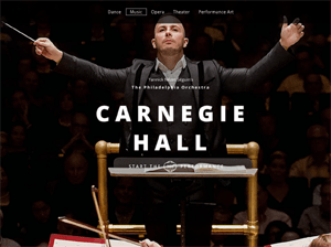 Google Cultural Institute, The Philadelphia Orchestra