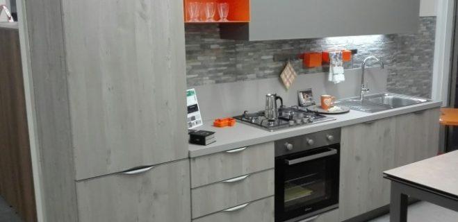 cucina lineare Maya - Aliant