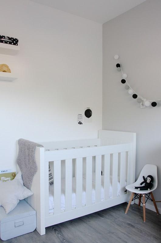 Chambre enfant de style scandinave  Une dco douce et typique