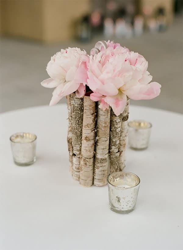 Blumen Fr Hochzeitstisch