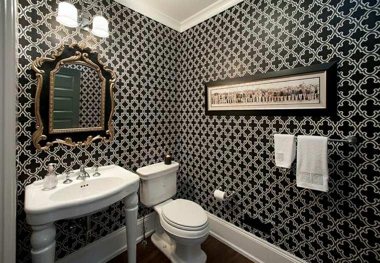 une deco originale pour les wc suivez
