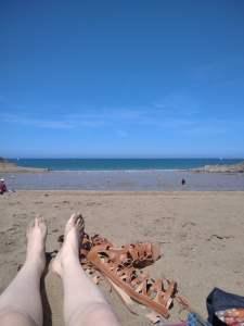 plage saint-quay