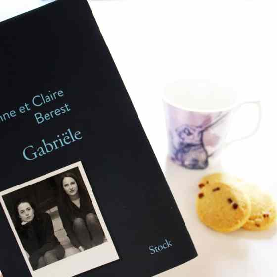 Livre Gabriële d'Anne et Claire Berest
