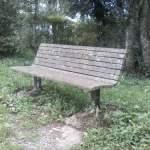 Le vieux banc