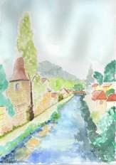 Village Alsace
