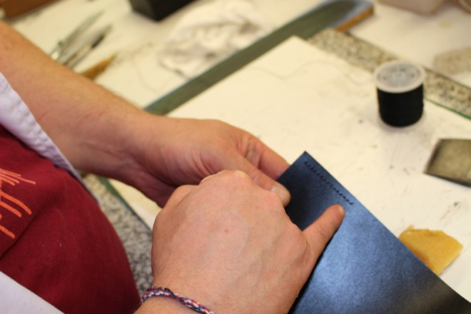 Atelier Morabito Luxury Handbag Making