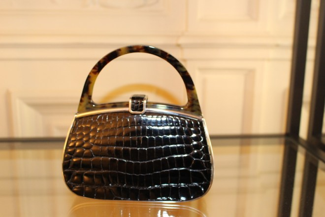 Showroom Morabito Luxury Leather Handbag