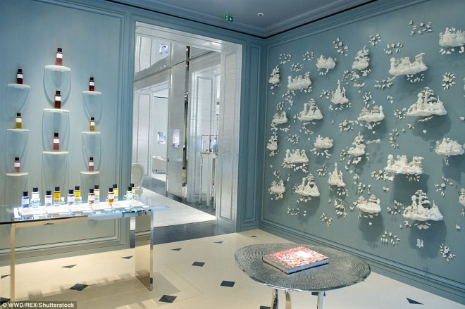 Dior London New store