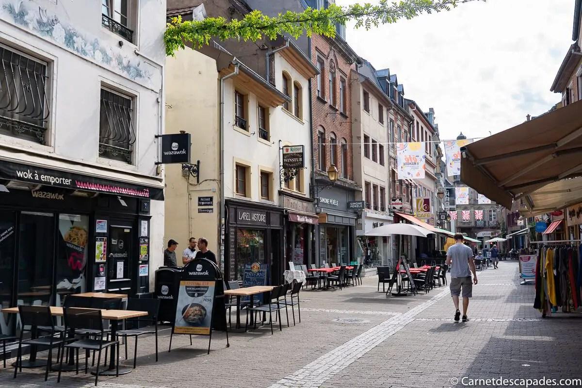 visiter mulhouse le temps d un week end