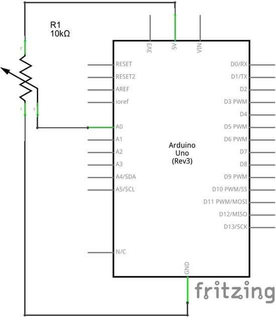 La conversion analogique / numérique avec Arduino