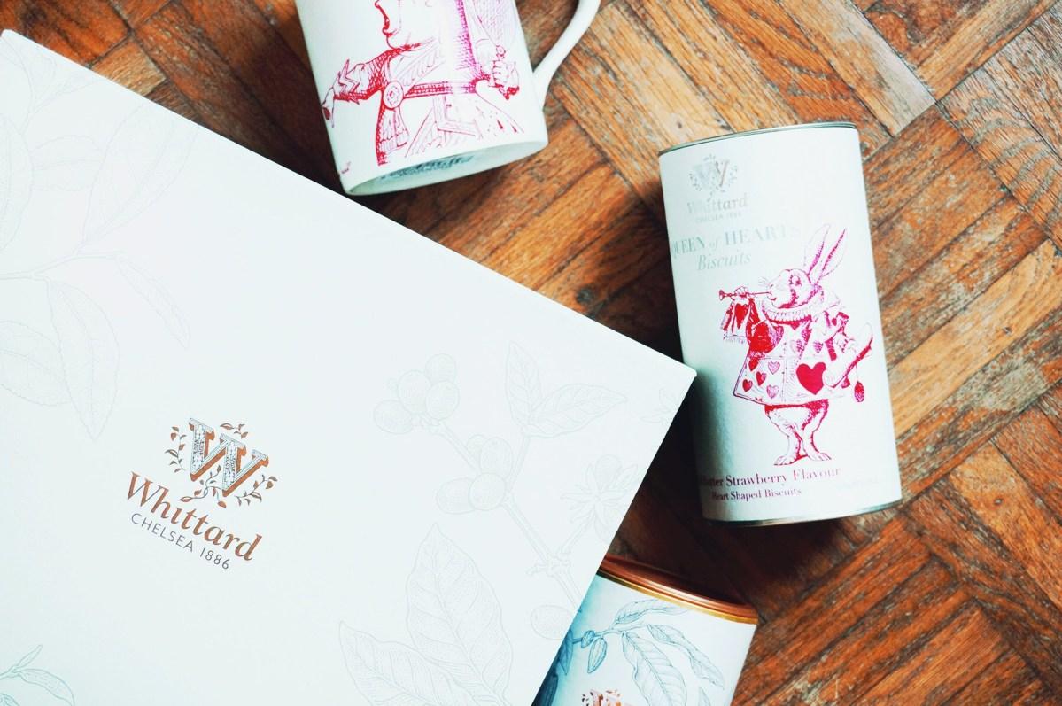 Whittard : Tea Time in Wonderland