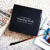 WIZARDING WORLD LOOT CRATE : La box 100% Harry Potter
