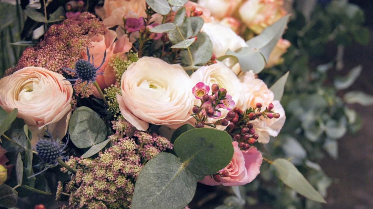 Mademoiselle fleurs et vins fins, fleuriste caviste à lyon perrache