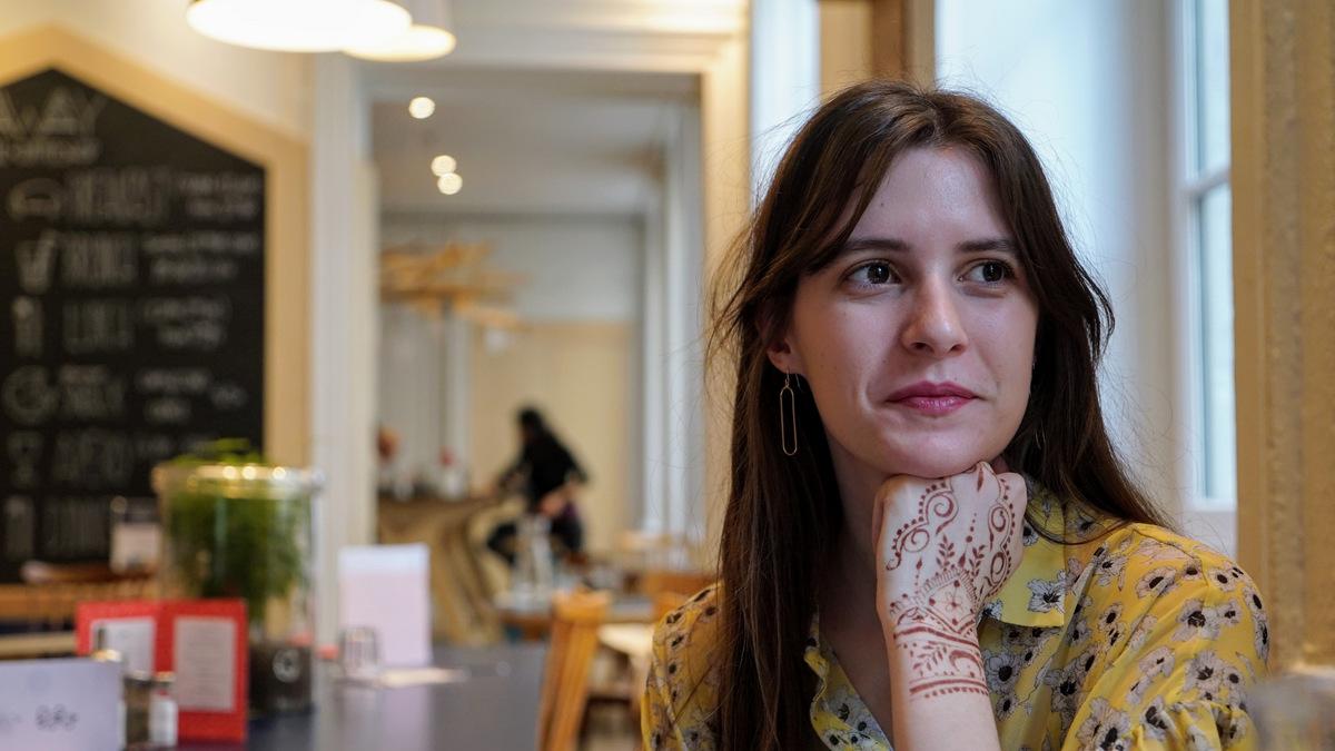 Claudia, rédactrice en chef du magazine Cacti