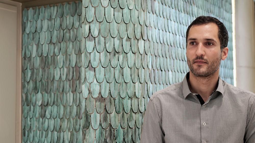 Michael créateur de la boutique Ecocentric