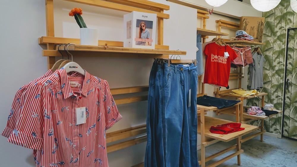 Bonne adresse : Popleen magasin de vêtements à Lyon 1er