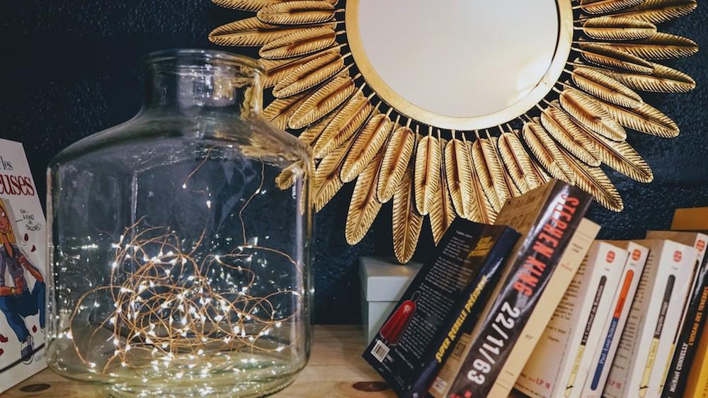 livres décoration anticafé lyon