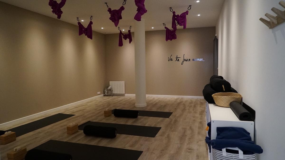 salle de yoga lyon