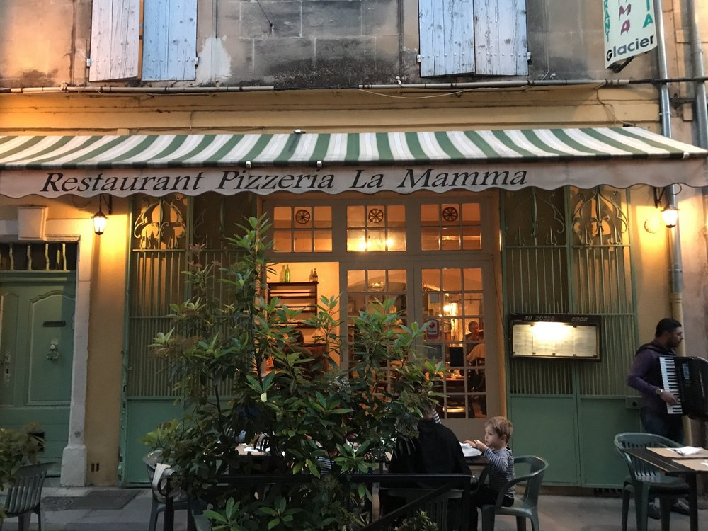 Pizzeria La Mamma Arles
