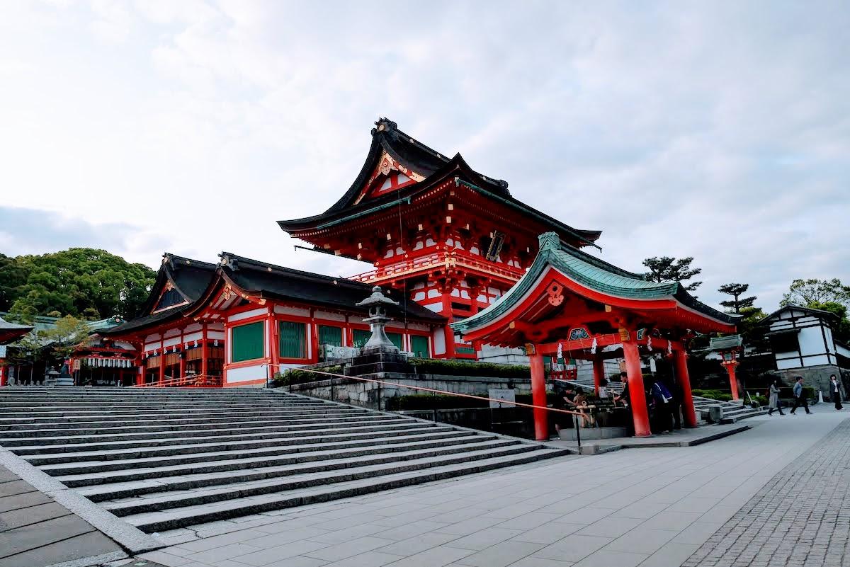 Visiter fushimi inari a Kyoto