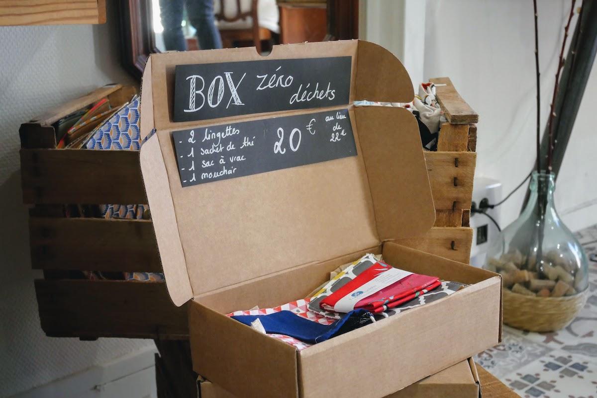 box zéro dechet