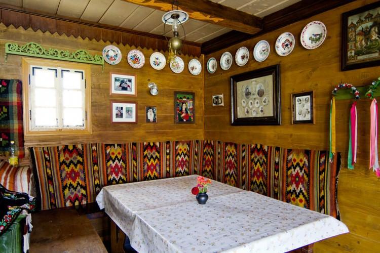 Superbe maison dhtes traditionnelle en Bucovine  Roumanie  Blog voyage et photo Carnets de