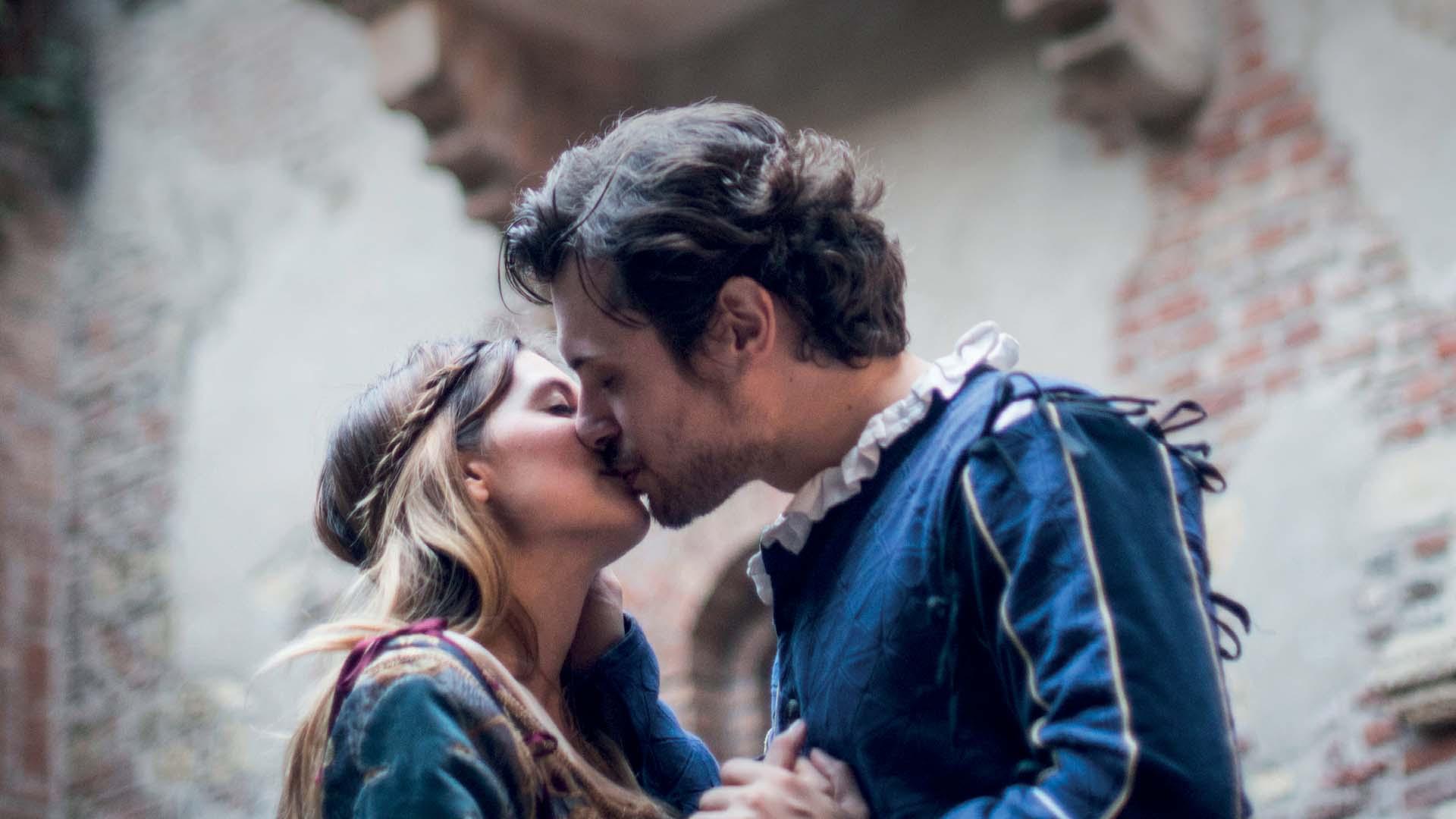 Romeo e Giulietta spettacolo itinerante 2016  Carnet Verona  Carnet Verona