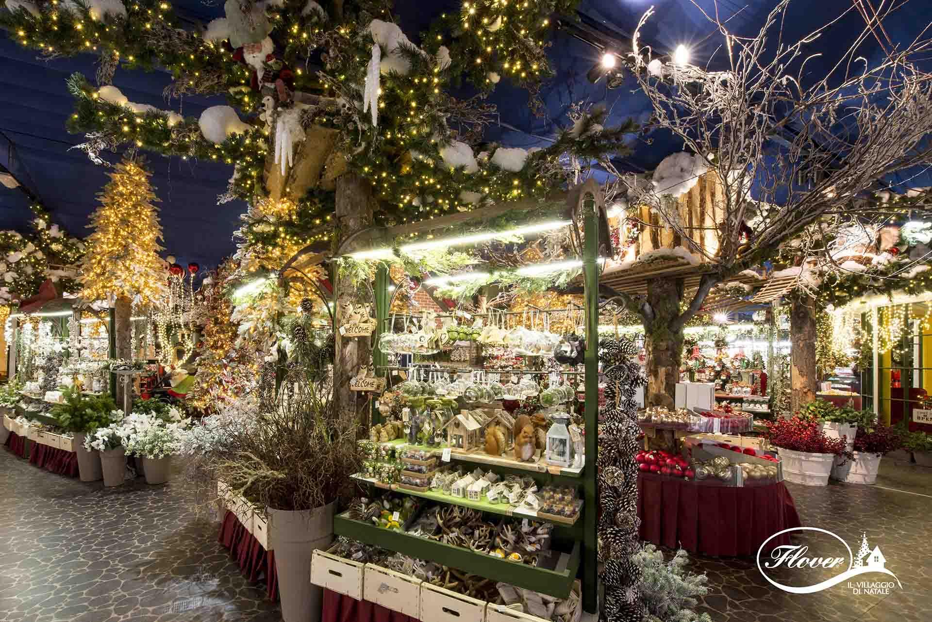 Villaggio di Natale Flover 2017  Carnet Verona  Carnet Verona