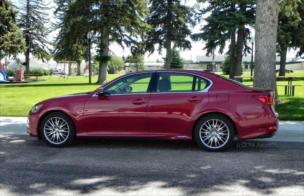 medium resolution of 2014 lexus gs450h is refined hybrid luxury