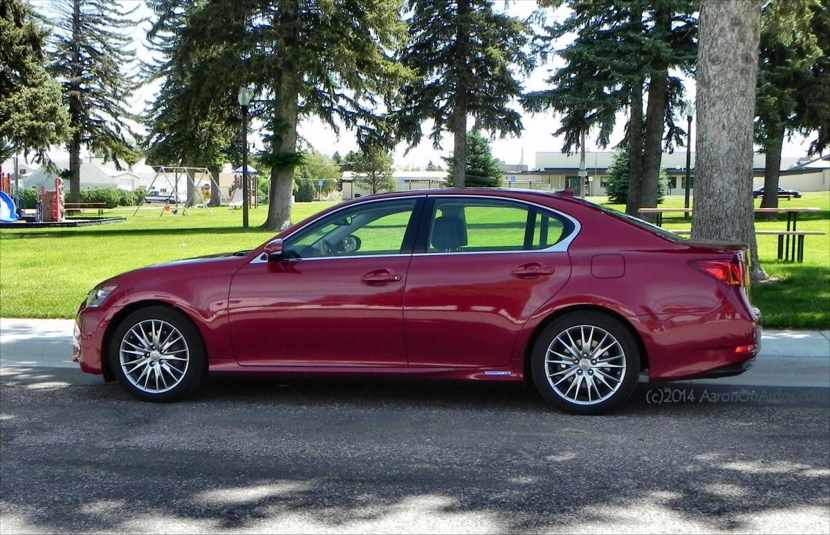 hight resolution of 2014 lexus gs450h is refined hybrid luxury