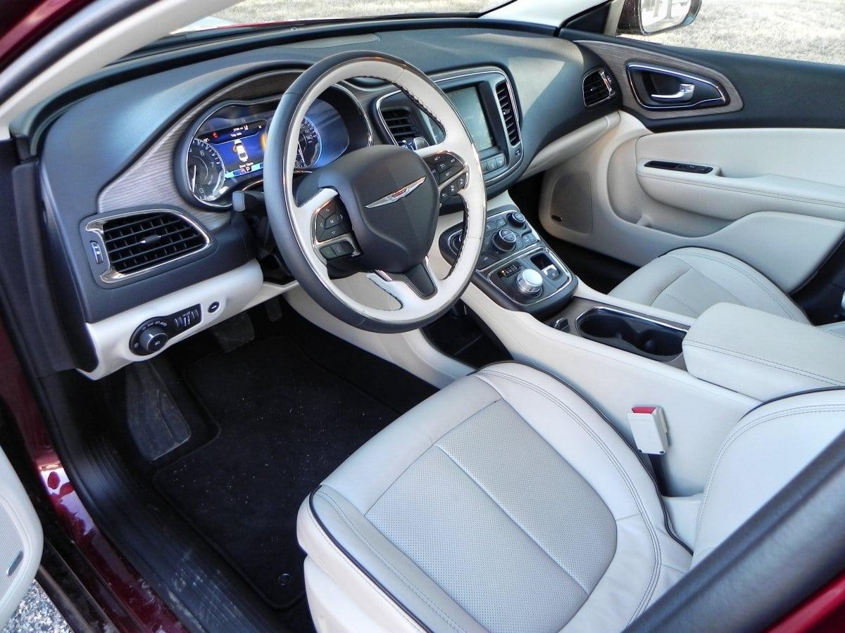 2015 Chrysler 200 Is The New Benchmark In Midsize Sedans