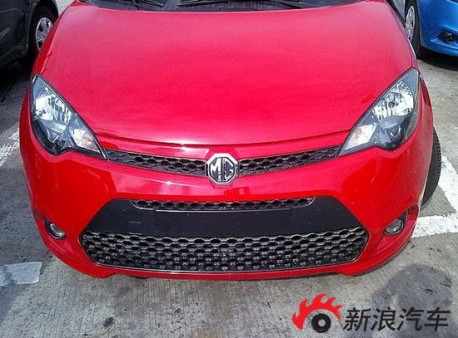 New MG3 from China