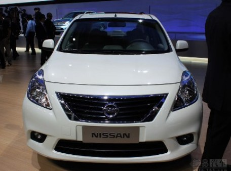 New Nissan Sunny from China
