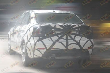 Brilliance A4 sedan