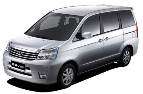Greatwall V80 MPV