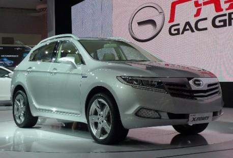 Guangzhou Auto X-Power