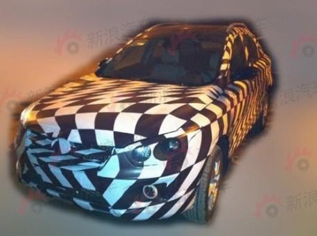 FAW Besturn X SUV