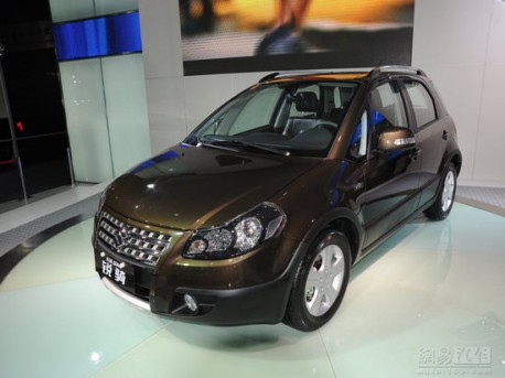 Suzuki SX4 China